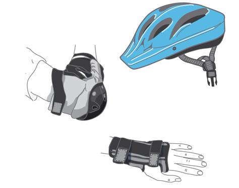 Schutzkleidung Helm Protectors