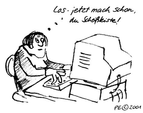 PC Scheißkiste